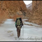 Trekking and Camping in Hemis National Park, Leh Part 3
