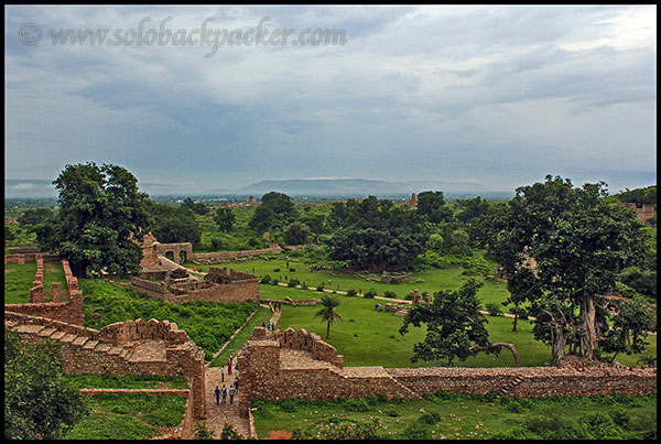 The Beauty of Bhangarh