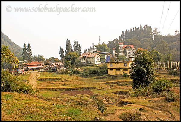Yuksom Village