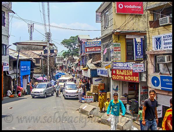 Dharamshala Market