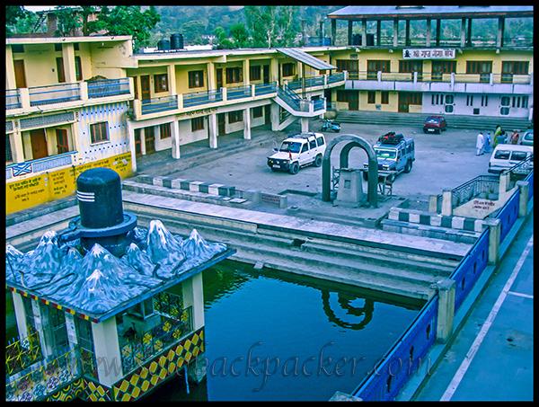 Shri Gupt Ganga Tirth, Kangra