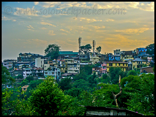 View of Dharamshala