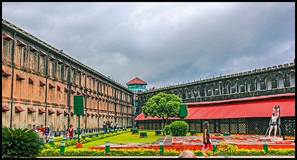 Two Wings of The Cellular Jail