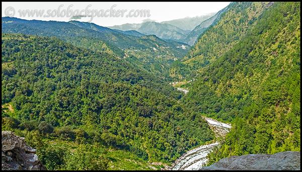 Mandakini River Valley
