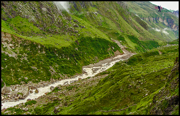 River Valley Near Badrinath