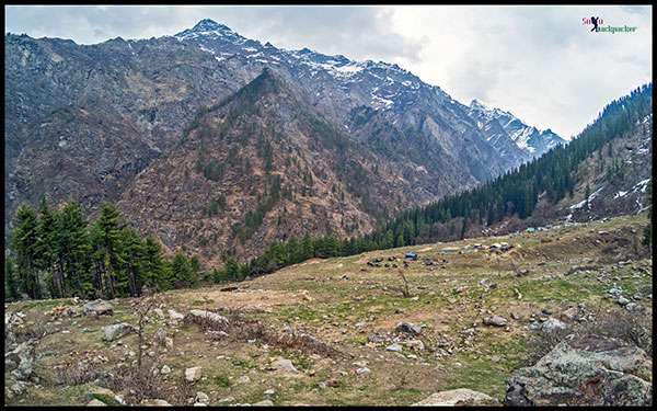 Kheerganga Camping Ground